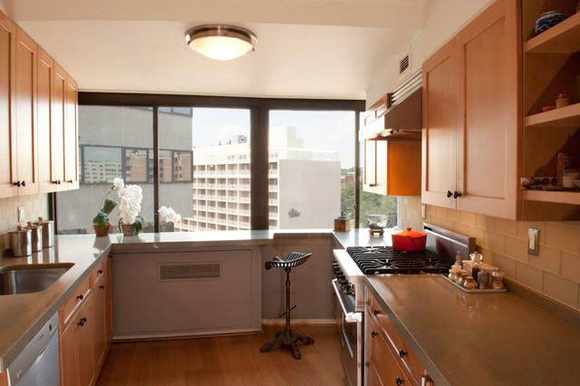 Opus 9 8 Contemporary Kitchen Dc Metro By Radifera Design Group Llc