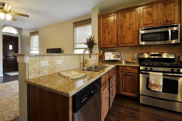 Opus Homes traditional-kitchen