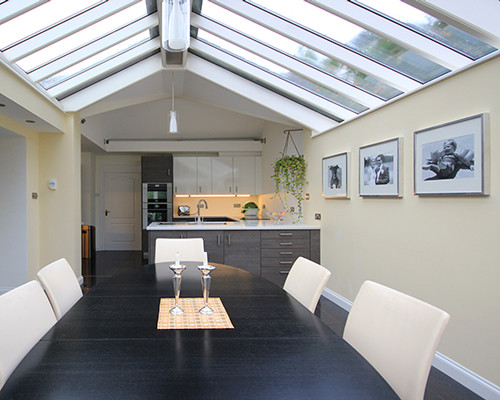 Orangery extension caterham Kitchen design companies in surrey