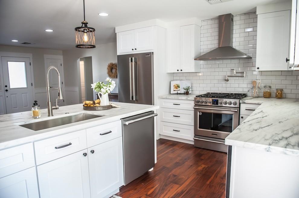 Orangewood Project - Craftsman - Kitchen - Phoenix - by ...