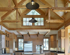 Orcas Island Residence contemporary kitchen