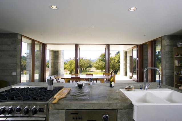 Orchard House modern-kitchen