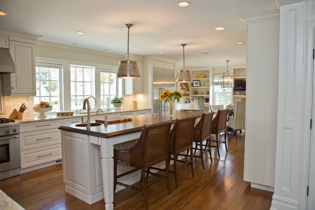Orchard Traditional Kitchen New York By Sjmac Gregor Builders Llc
