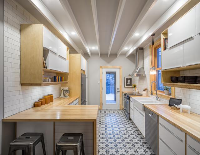 Oren shawna lynn 39 s kitchen contemporary kitchen ottawa by grassroots design Modern bathroom north hollywood