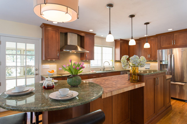 organic textures bedford nh renovation traditional kitchen other metro by new england. Black Bedroom Furniture Sets. Home Design Ideas