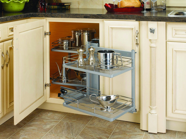 Organization traditional-kitchen