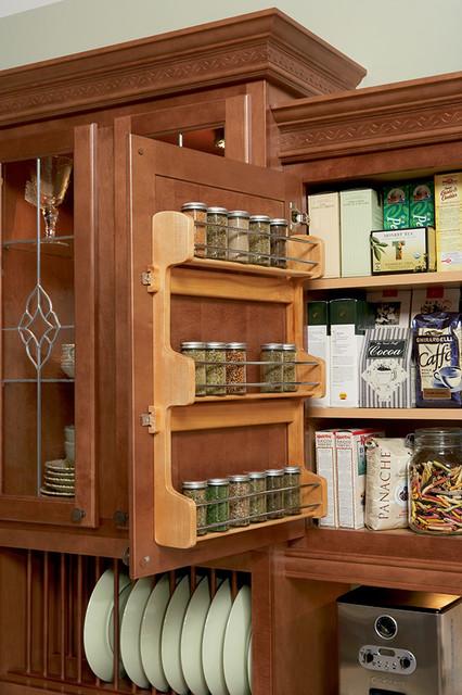 Organization contemporary-kitchen