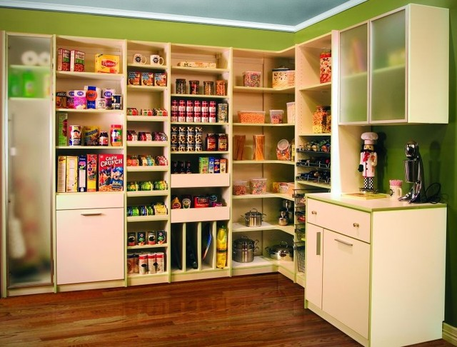 Charming Organize To Go The Ultimate Pantry Organizer With Tilt Shelves, Vertical  Divider Modern Kitchen