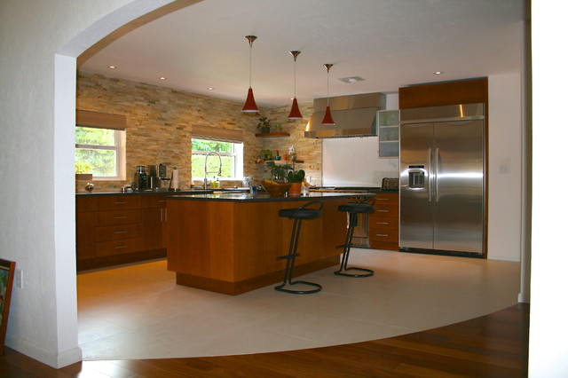 Original Kendall contemporary-kitchen