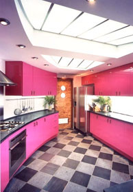 Original Vision contemporary kitchen