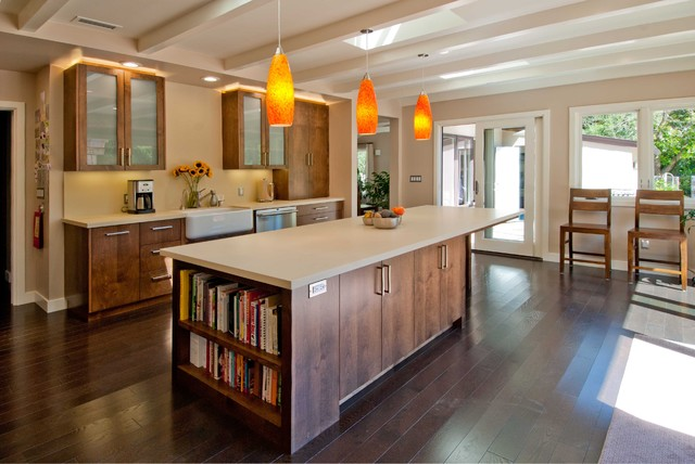 Orinda Modern Contemporary Kitchen San Francisco
