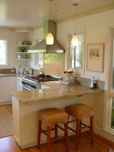 Orinda residence traditional kitchen