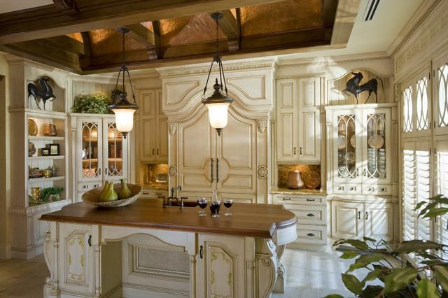 Orlando - Mediterranean - Kitchen - by Busby Cabinets