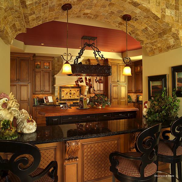 Orlando traditional-kitchen