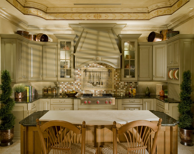 Orlando traditional kitchen