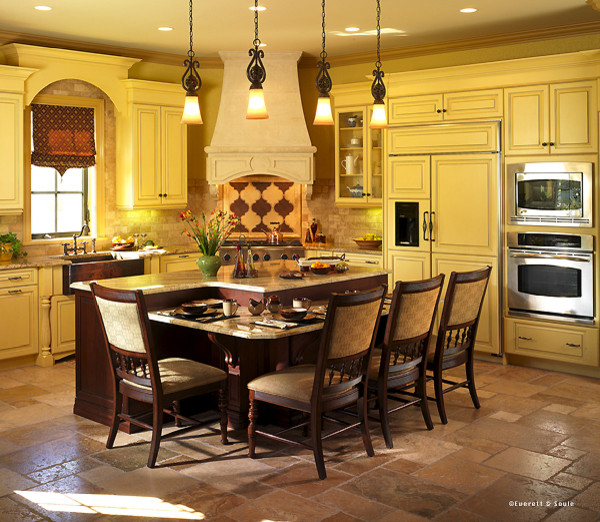 Orlando traditional-kitchen