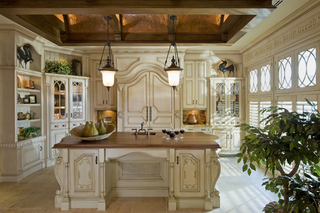 Orlando mediterranean kitchen by busby cabinets for Kitchen cabinets orlando