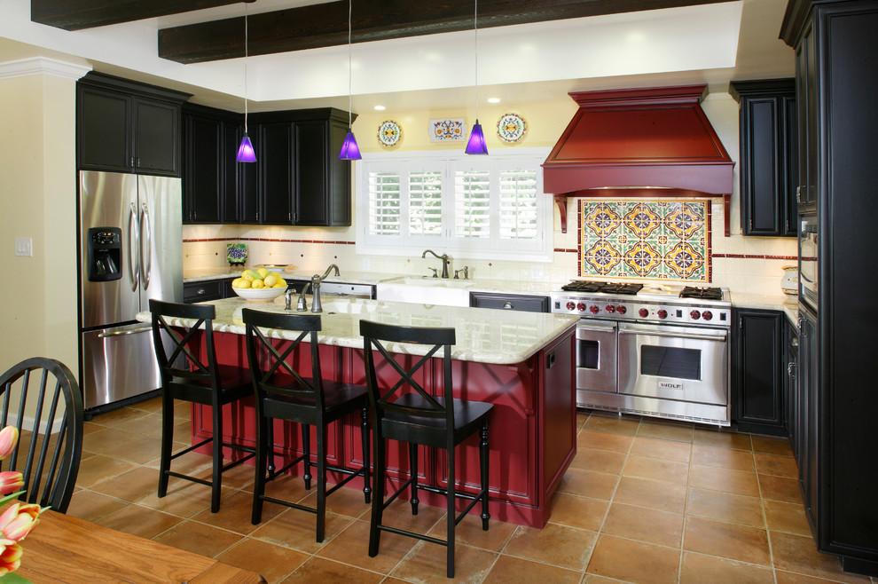 Orlando Residence - Traditional - Kitchen - Sacramento ...