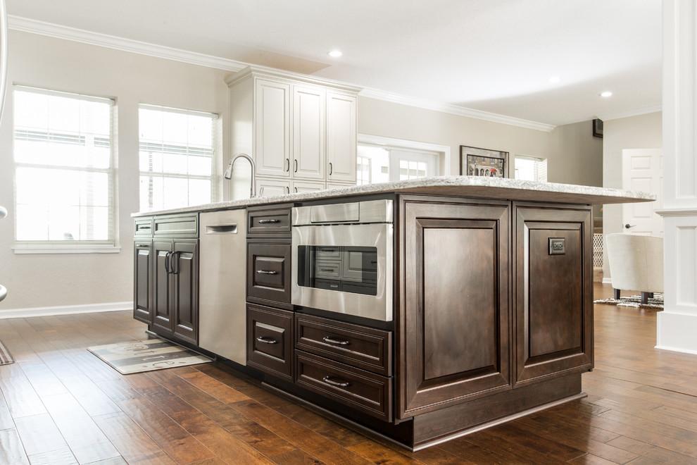 Ortiz (Waypoint) Zelmar Kitchen Remodel - Transitional ...