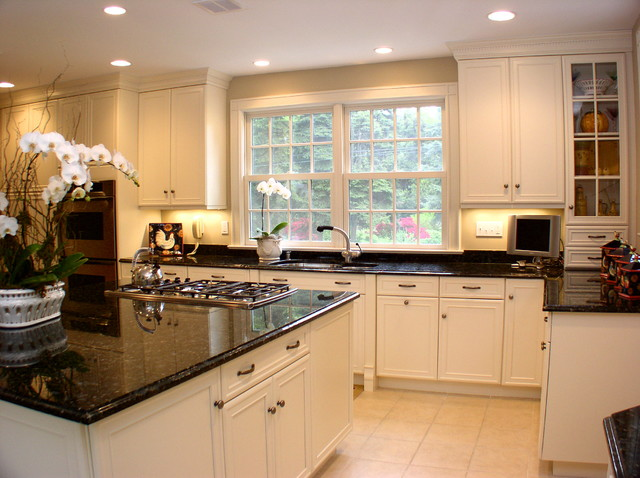Ossining Kitchen traditional-kitchen