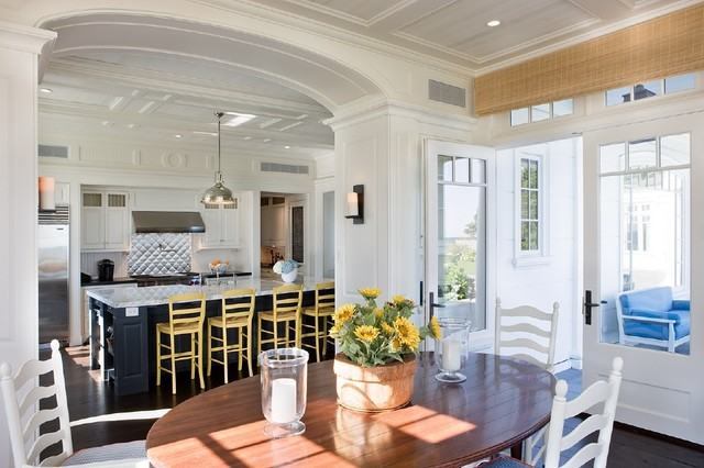 Osterville Residence traditional-kitchen