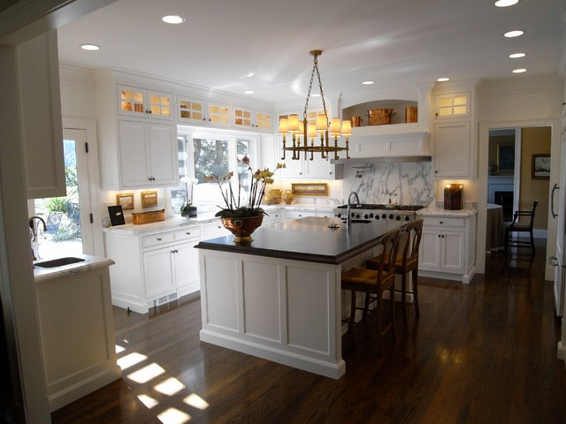 Oswego Shore Kitchen Traditional Kitchen Portland By Eagle Designs And Woodworking Inc
