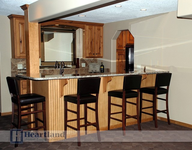 Other projects by Heartland Home Imporvements traditional-kitchen
