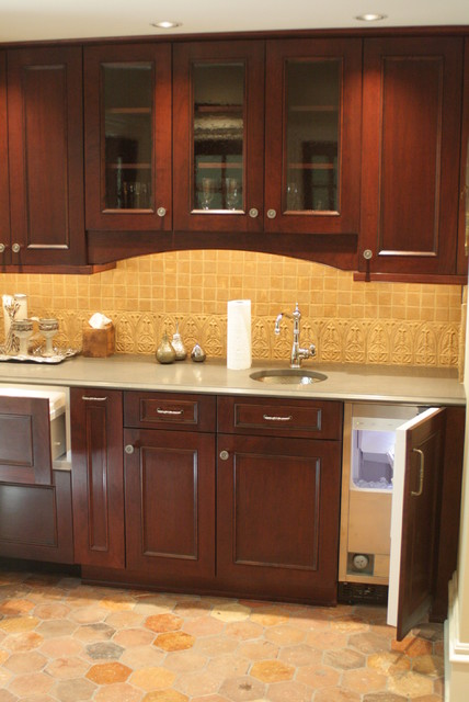 Countertop Ice Maker Ireland : other rooms traditional-kitchen