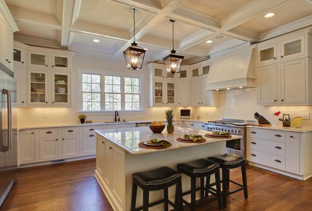 Otrada LLC traditional-kitchen