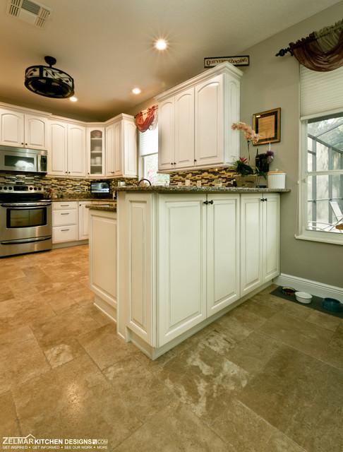 Otto waypoint kitchen remodel traditional kitchen - Zelmar kitchen designs orlando fl ...