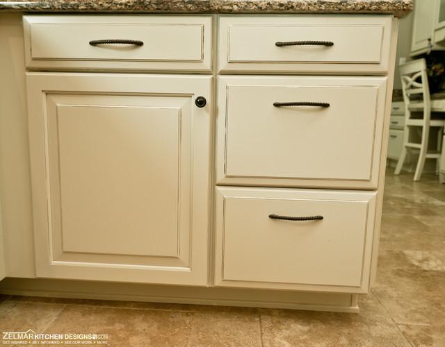 Otto Waypoint Kitchen Remodel - Traditional - Kitchen - orlando - by Zelmar Kitchen Designs ...