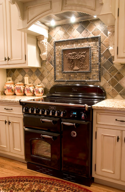 Our AGA projects traditional-kitchen