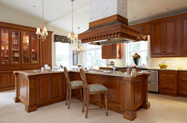 Our Homes Durham Region Magazine traditional-kitchen