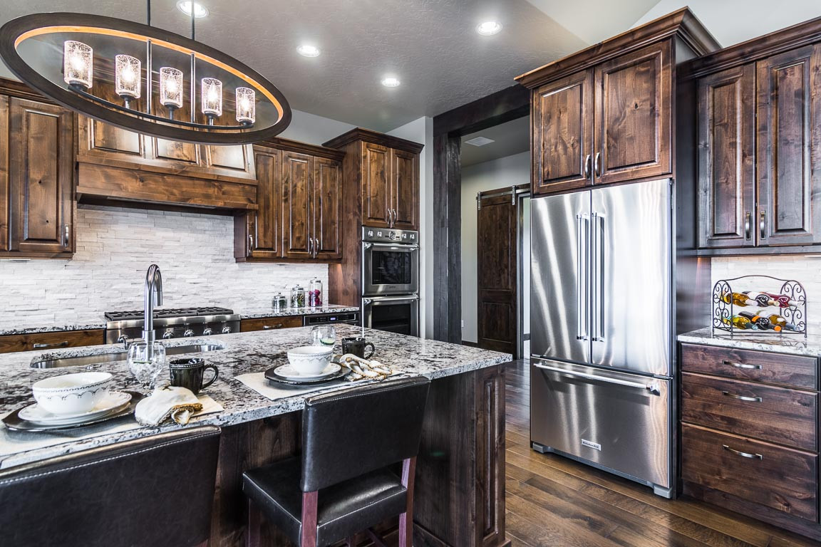 Our Kitchen Designs and Features