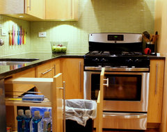 Our kitchen -kitchen