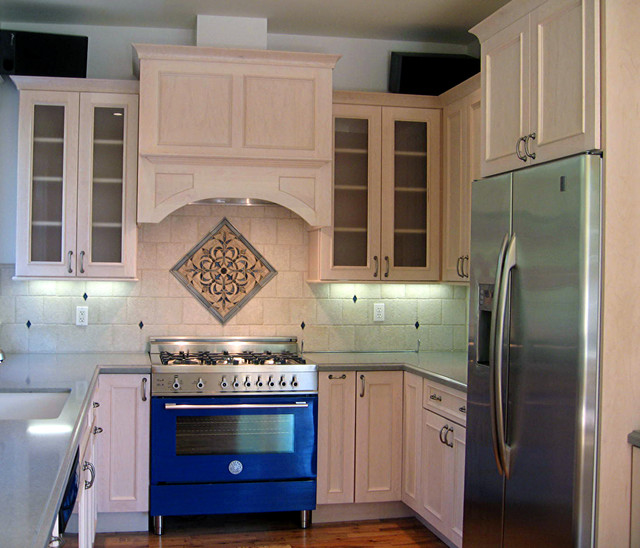 Our Kitchens Transitional Kitchen San Francisco By Santa Cruz Kitchen Bath