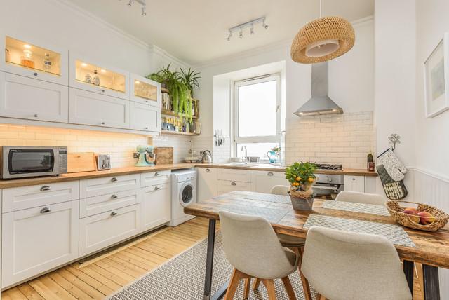 our portfolio  scandinavian  kitchen  edinburgh