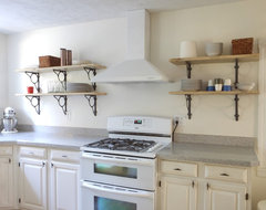 Our Victorian traditional kitchen