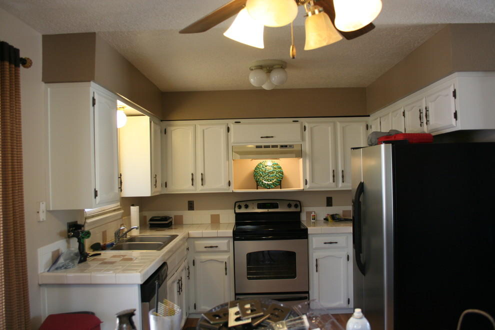 Our Work - Traditional - Kitchen - Albuquerque - by 360 ...