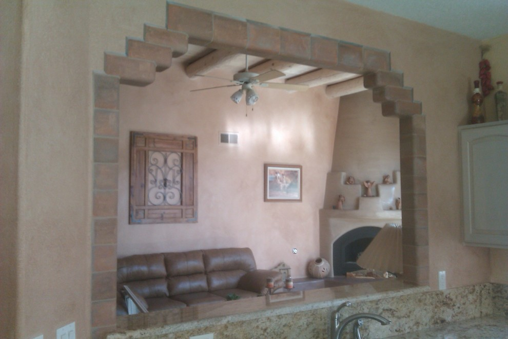 Our Work Traditional Kitchen Albuquerque By 360