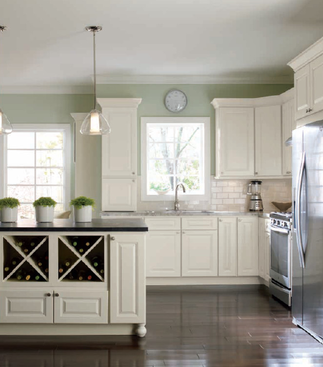 Our Work - Transitional - Kitchen - Boston - by Flooring ...
