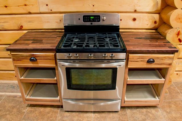 Our Work in Action craftsman-kitchen