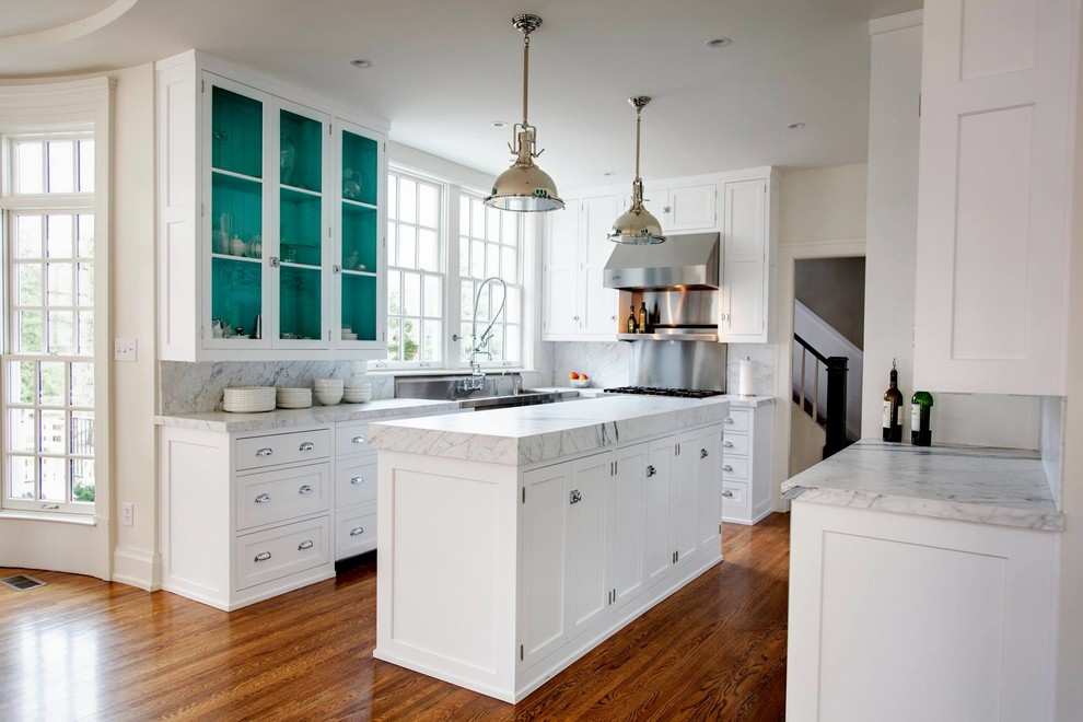 Our Work - Transitional - Kitchen - Louisville - by ...