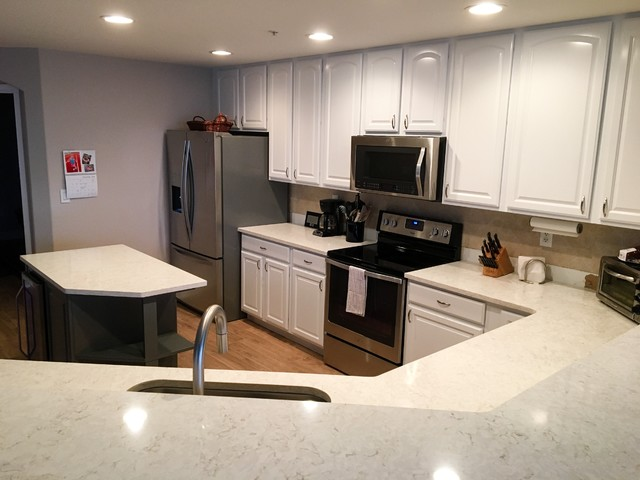 Our Work - Modern - Kitchen - Other - by NHance of Brevard