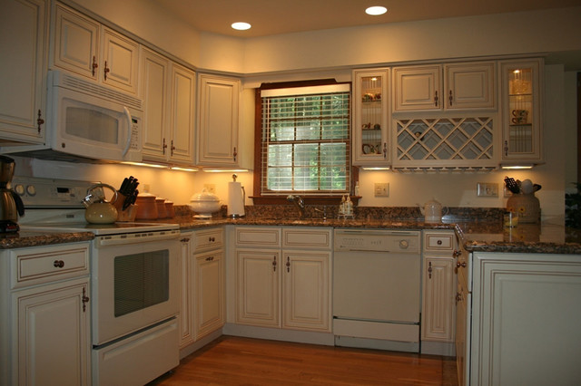 Our work for Kitchen cabinets zeeland mi