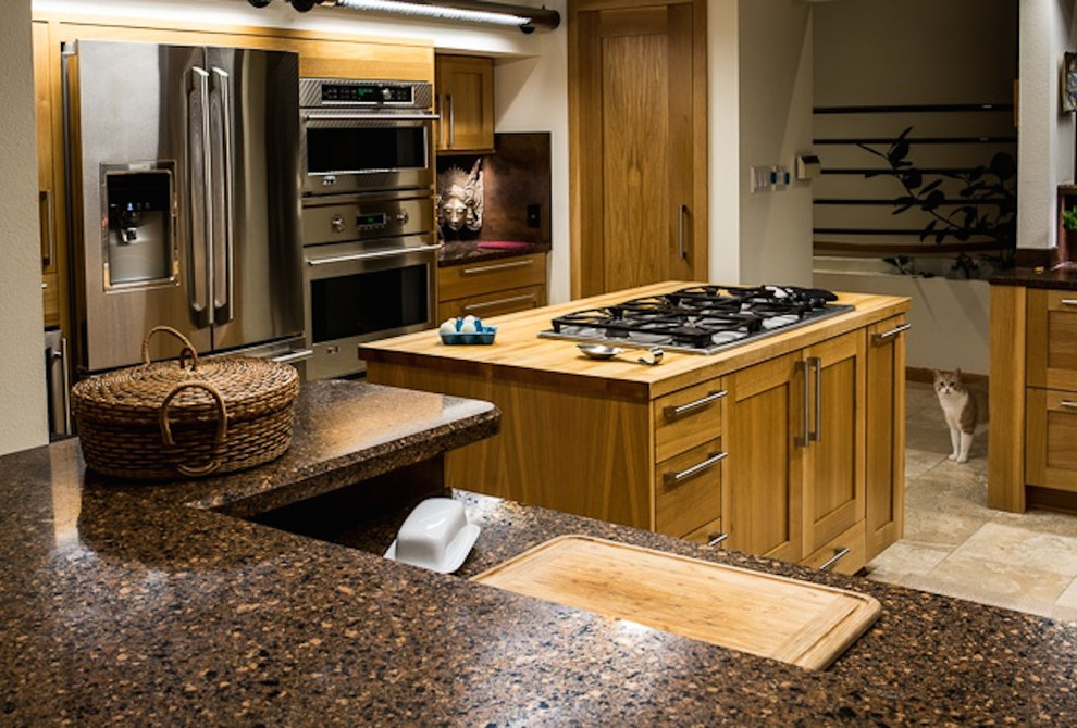 Our Work - Traditional - Kitchen - Albuquerque - by ...