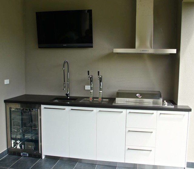 Outdoor Flooring Adelaide: Polished Concrete Benchtop