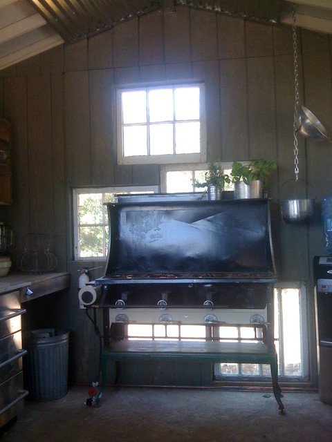 Outdoor Kitchen Bar Eclectic Kitchen Los Angeles By Silver Fox Salvage Los Angeles