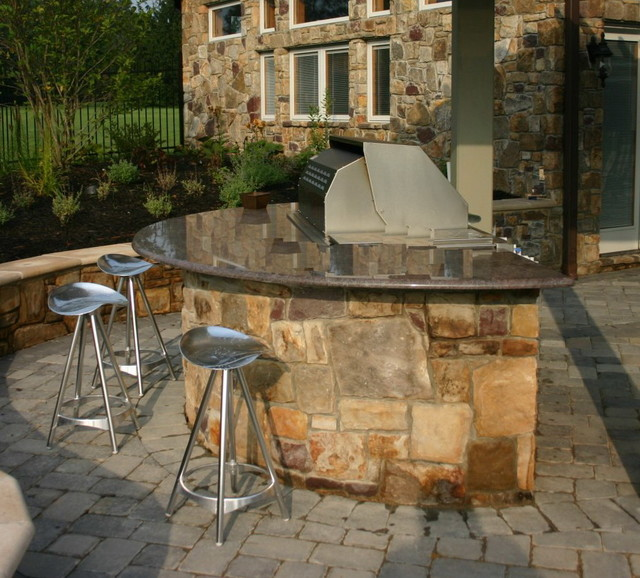 Outdoor Kitchens And Firepits Kitchen Baltimore By