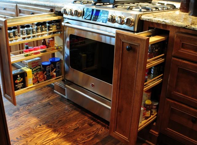 Overland Park Kitchen #2 traditional-kitchen